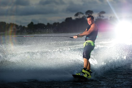 Exewake: Learn to wakeboard at exe wake watersports