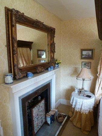 Glyn Isa Country House: Zimmer