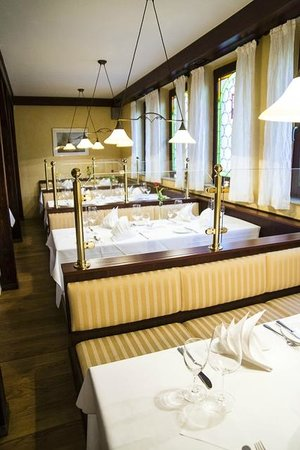 Ritters Weinstuben: Restaurant