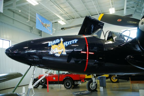 Historic Flight Foundation: Grumman F7F Tigercat - one of my favourite aircraft