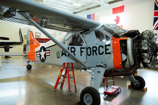 Historic Flight Foundation: US Air Force de Havilland Beaver