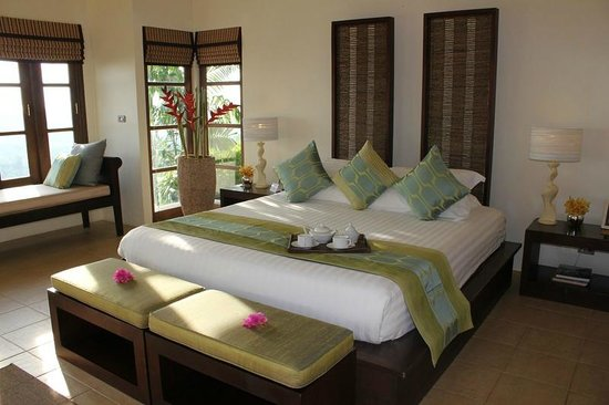 Baan Sawan Villa : Bedroom 1