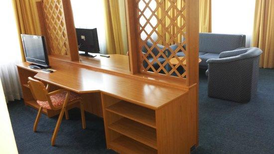 Hotel Augusta: Sitting Area