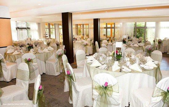 Auberge & Spa West Brome: wedding 3