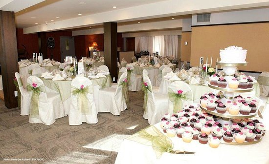 Auberge & Spa West Brome: Wedding 1