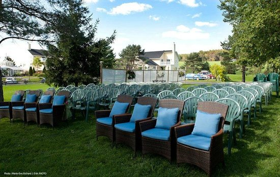 Auberge & Spa West Brome: wedding 4