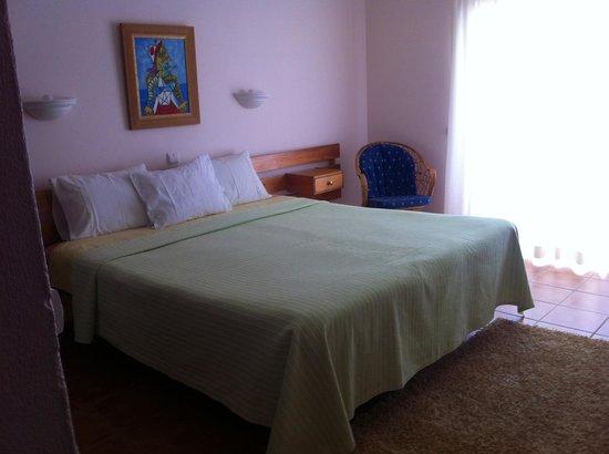 Aurora Sol : slaapkamer