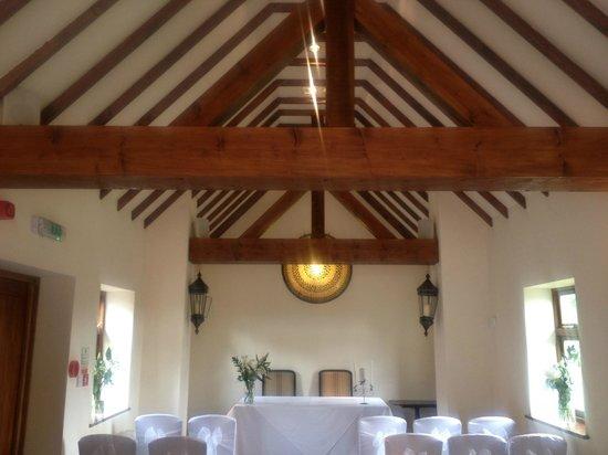 Nuthurst Grange Country House Hotel & Restaurant: Chapel