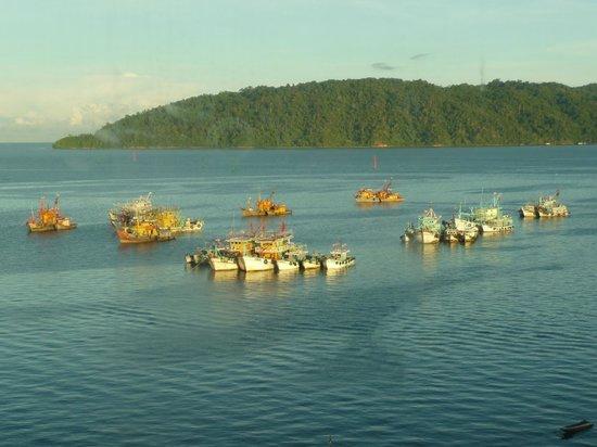 Le Meridien Kota Kinabalu: hotel view 2
