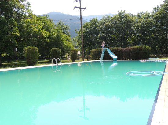 Dryas Resort : pool games
