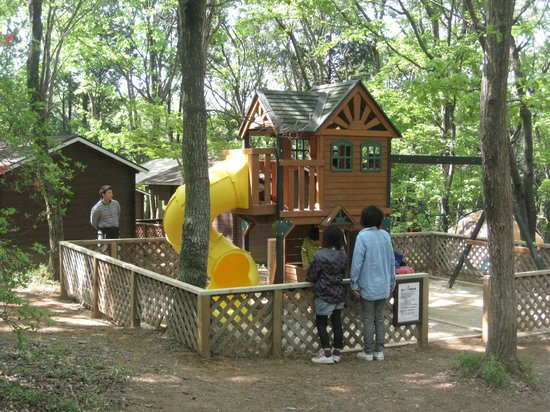 Rural Kise Fontane no Mori: play-house