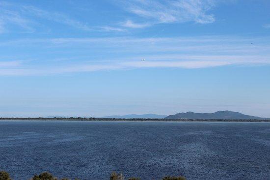 Park Hotel Residence: Panorama diurno sulla Laguna
