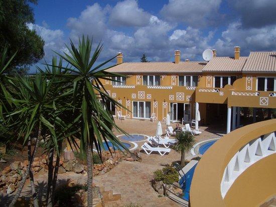 مونتينهو دي أورو: appartementen bij het zwembad