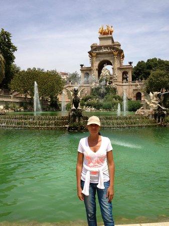 Catalonia Atenas Hotel : garden