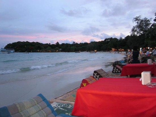Malibu Garden Resort: Ausblick in die Bucht