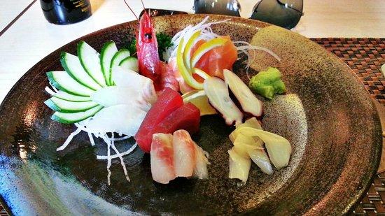 Tokyo: Sashimi misto