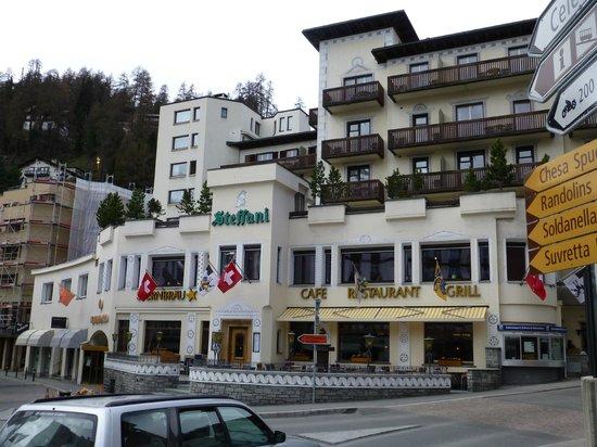 Steffani Restaurant: Steffani St Moritz