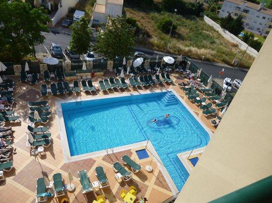 Real Bellavista Hotel & Spa: POOL AREA