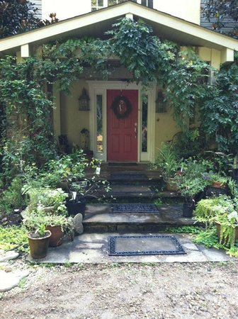 Columbus, Carolina del Norte: Front door