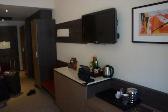 Sheraton Milan Malpensa Airport Hotel & Conference Centre: Room