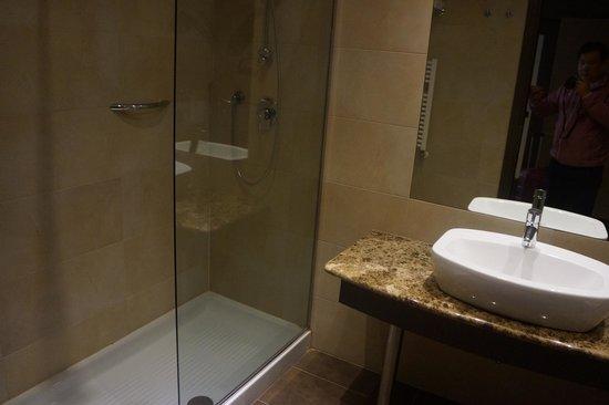 Sheraton Milan Malpensa Airport Hotel & Conference Centre: Bathroom