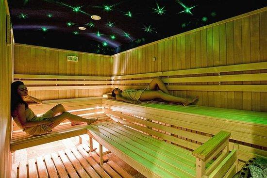 Malinowy Dwor Hotel Medical SPA: Sauna