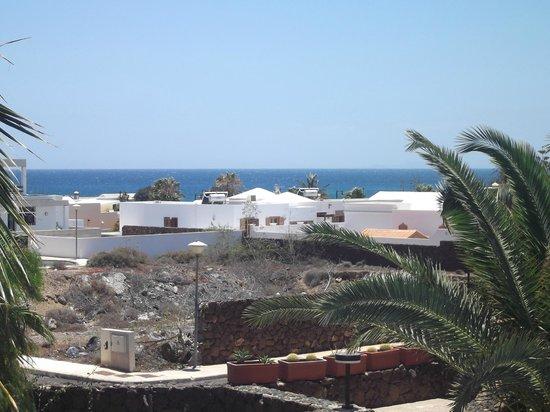 Hotel Villa Vik: view