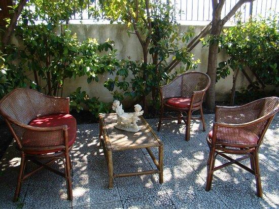 Villa Archegeta: esterno