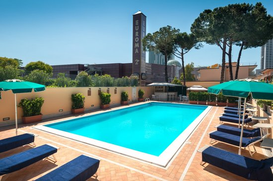 Cristoforo Colombo Hotel : Swimming Pool ( outdoor)