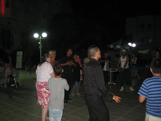"""Hotel Monastir Center: Danse de """" club """" !"""