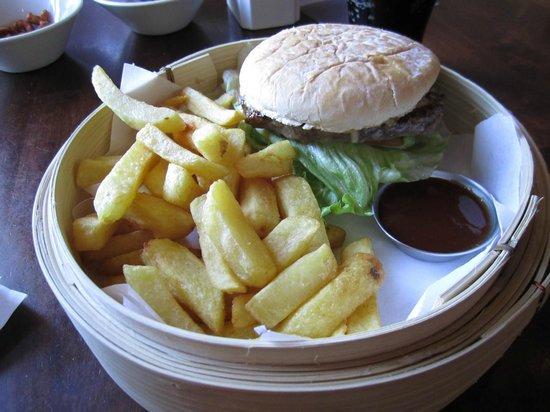 Counties Restaurant : The Gourmet Burger
