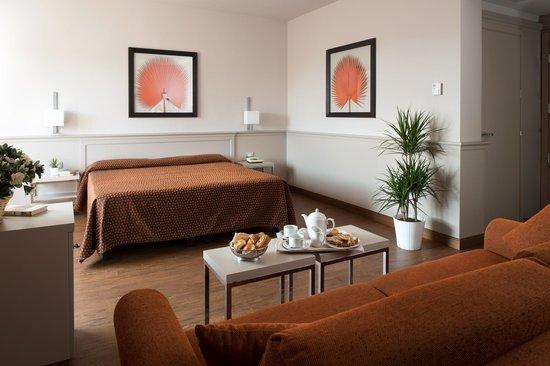 Grand Hotel Fleming: Suite