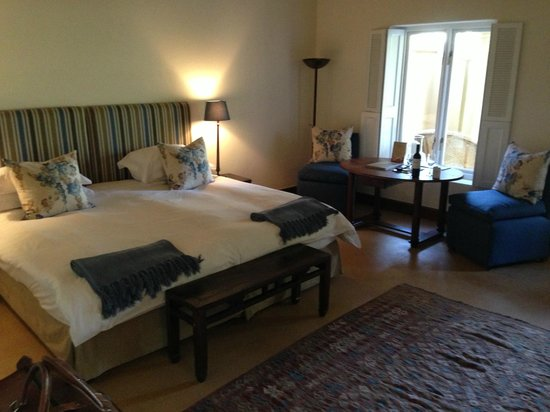 Spier Hotel: Our room