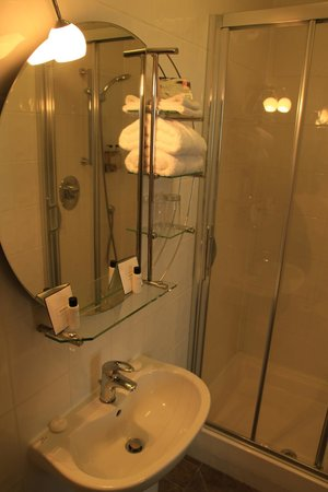The Inn Boutique : Salle de bain