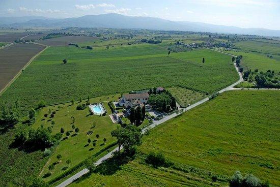 Casa Dei Pini: foto aerea