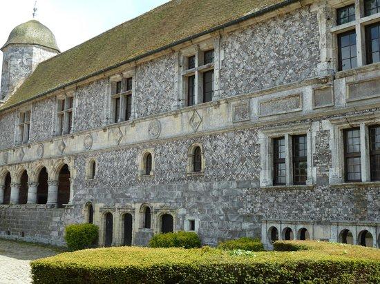 Hotel de la Terrasse : Ancien Palais d'été de jehan Ango