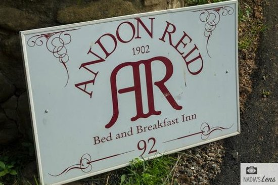 Andon-Reid Inn Bed and Breakfast: Andon-Reid Inn