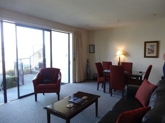 Villa del Lago: Lounge area