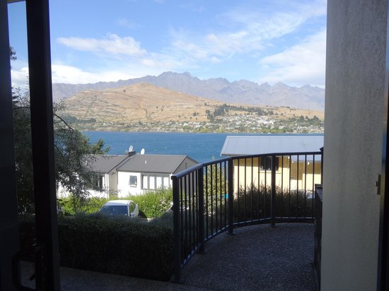 Villa Del Lago: View from our accommodation