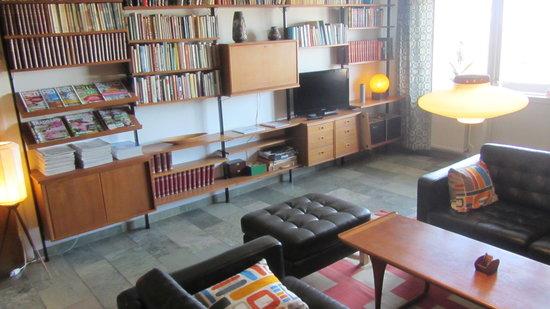 Hotell Hanobris: Gemensamhetsutrymme