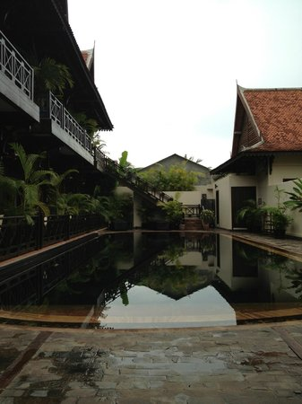 The SAMAR Villa & Spa Resort: Pool