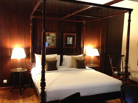 The SAMAR Villa & Spa Resort: Bed Room