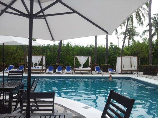 Gran Festivall All Inclusive Resort : Solarium (solo para adultos) lo único bonito y limpio
