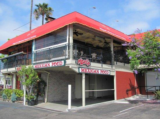 Miguel's Cocina: Outdoor Patio Area
