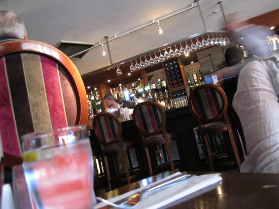 Fitzroys : The Bar-place gets busy
