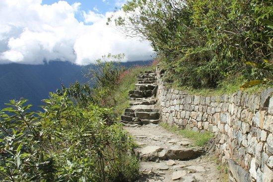 Machu Picchu Cusco Trek: Camino del inca hacia Intipuncu