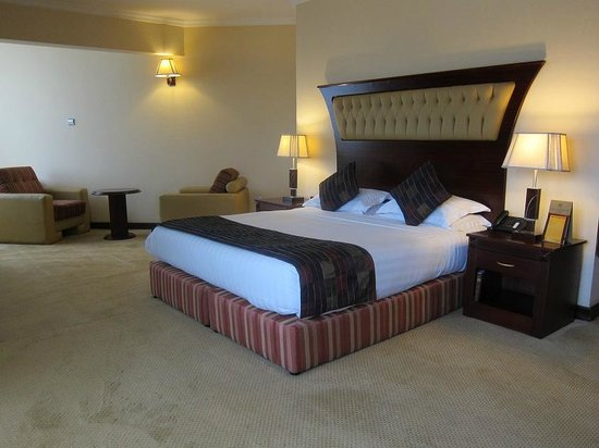 Hotel Intercontinental-Addis: Room