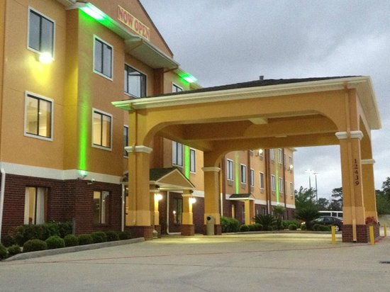 Quality Inn & Suites Houston: Exterior