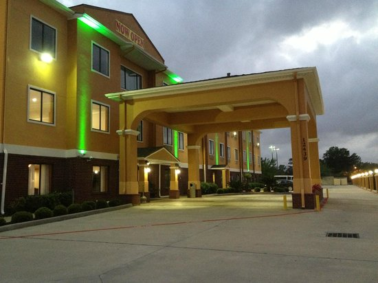 Quality Inn & Suites Houston: Exterior Picture