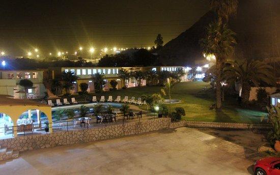 Chosica, Peru: vista total piscina